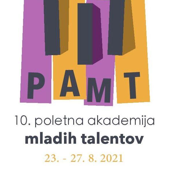 PAMT – Poletna Akademija za Mlade Talente